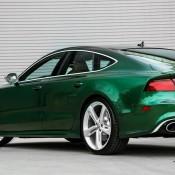 Verdant Green Audi RS7-12