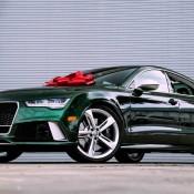 Verdant Green Audi RS7-14