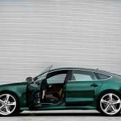 Verdant Green Audi RS7-16