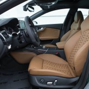 Verdant Green Audi RS7-3
