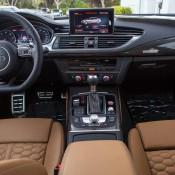 Verdant Green Audi RS7-5