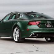 Verdant Green Audi RS7-6