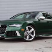Verdant Green Audi RS7-7
