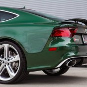 Verdant Green Audi RS7-9