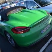 Viper Green Porsche Boxster Spyder-6