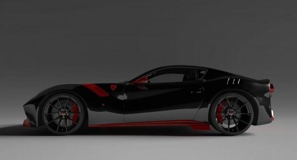 Vitesse AuDessus Ferrari F12tdf-1