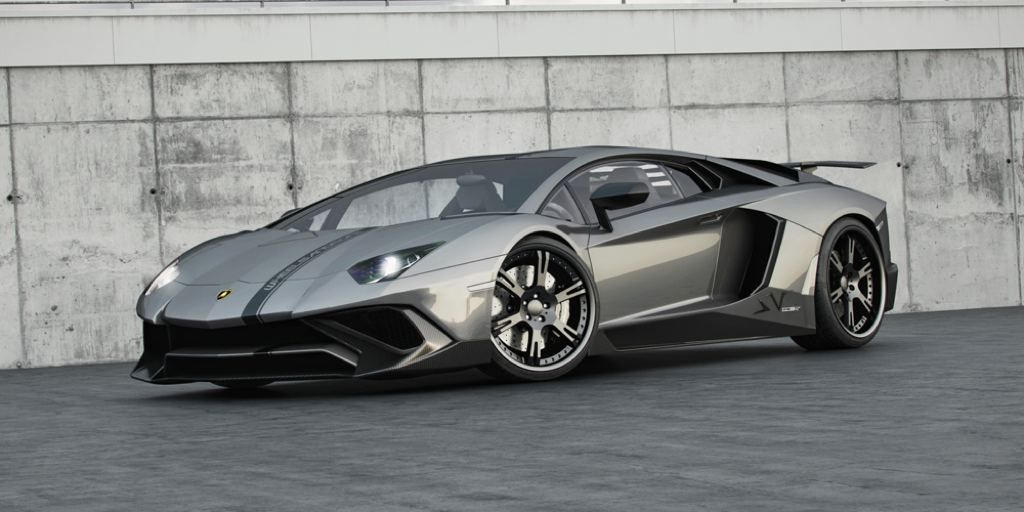 "Wheelsandmore Lamborghini Aventador SV ""La maXXina"""