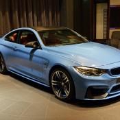 Yas Marina Blue BMW M4-3