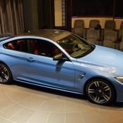 Yas Marina Blue BMW M4-4