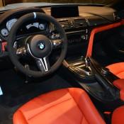 Yas Marina Blue BMW M4-5