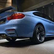 Yas Marina Blue BMW M4-8