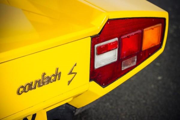 1981 Lamborghini Countach-2