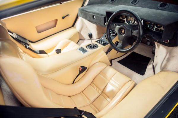 1981 Lamborghini Countach-3