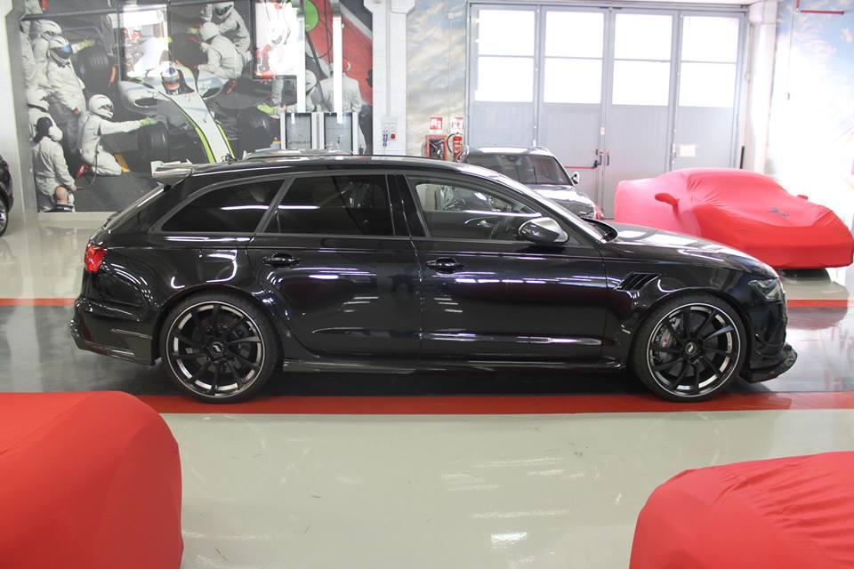 A Closer Look At ABT Audi RS6 R