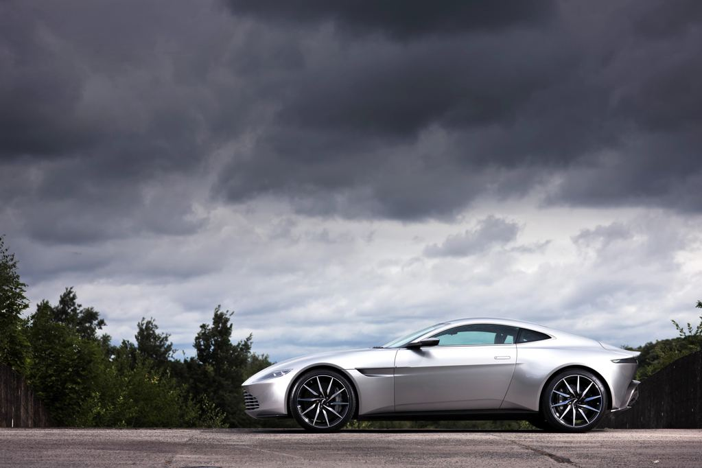 aston martin db10 to be auctioned for charity. Black Bedroom Furniture Sets. Home Design Ideas