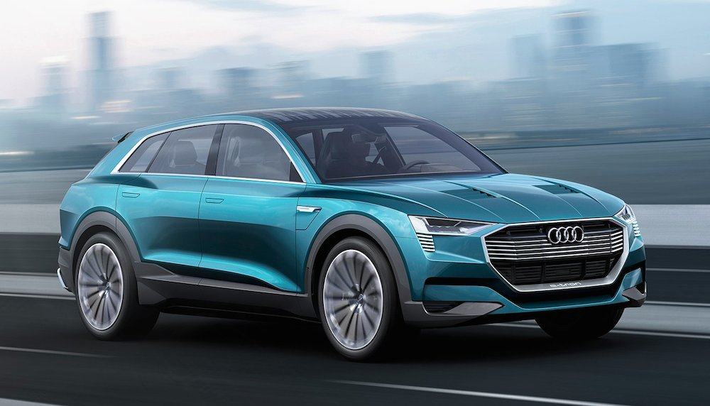 Audi Confirms Electric SUV For 2018