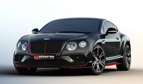 Bentley Continental GT Monster01