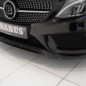 Brabus Mercedes C450 AMG-5