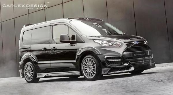 Carlex Ford Transit-0