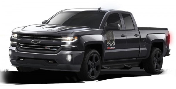 Chevrolet Silverado Realtree Edition-1