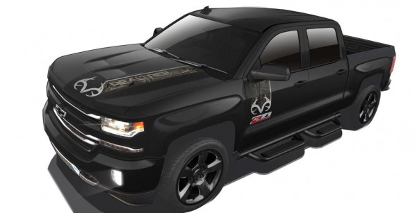 Chevrolet Silverado Realtree Edition-2