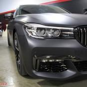 Deep Black BMW 7 Series-1