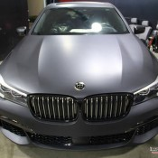 Deep Black BMW 7 Series-2