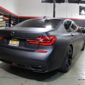 Deep Black BMW 7 Series-3