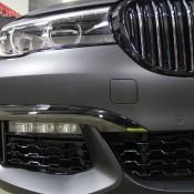Deep Black BMW 7 Series-9