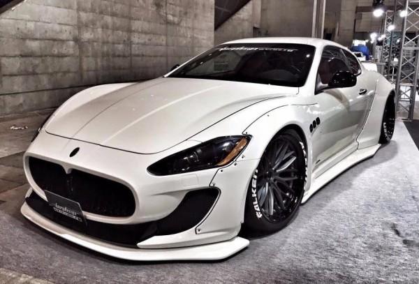 Fairy Design Maserati GranTurismo-0