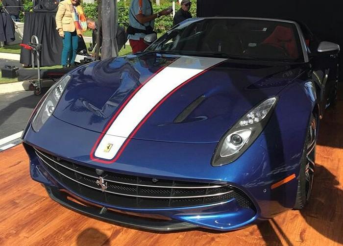 Ferrari F60 America Delivered In Palm Beach