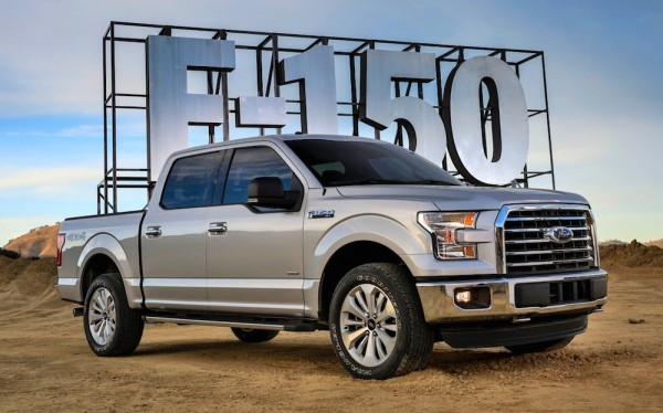 2017 Ford F-150 auto start-stop technology