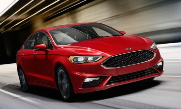 Ford Fusion V6 Sport-1
