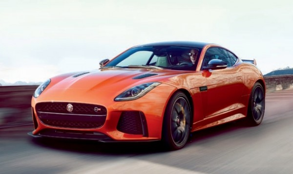 Jaguar F-Type SVR-0