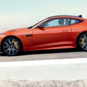 Jaguar F-Type SVR-2