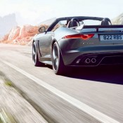 Jaguar F-Type SVR-5