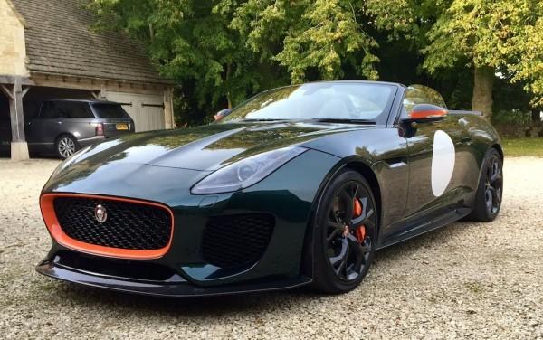 Jaguar Project 7-Harry