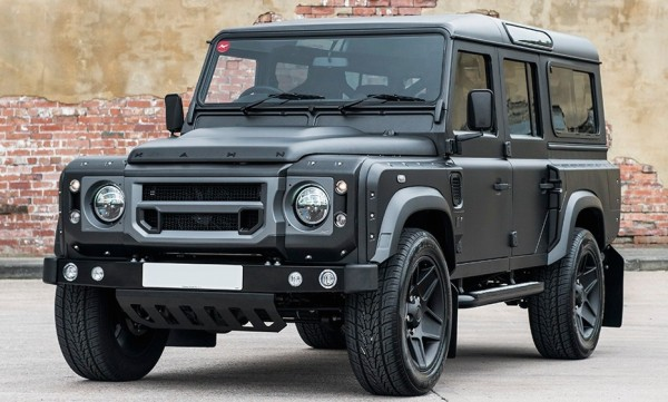 Kahn Land Rover Defender The End-0