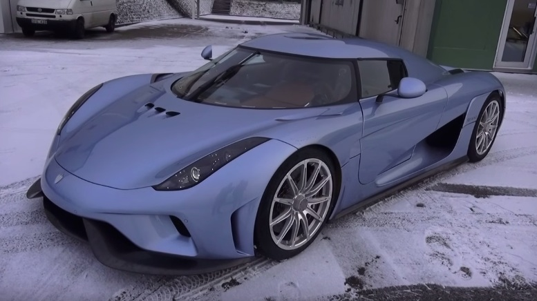 koenigsegg regera shown in intimate details. Black Bedroom Furniture Sets. Home Design Ideas