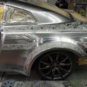 Kuhl-Racing Nissan GT-R-Gold-16