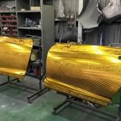 Kuhl-Racing Nissan GT-R-Gold-9