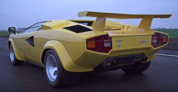 Lamborghini Countach-evo