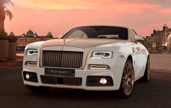 Mansory Rolls-Royce Wraith Palm Edition-0