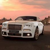 Mansory Rolls-Royce Wraith Palm Edition-1