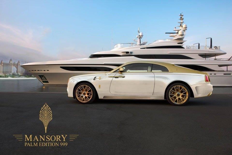 Rolls Royce Wraith Palm Edition 2 175x175 at Mansory Rolls Royce ...