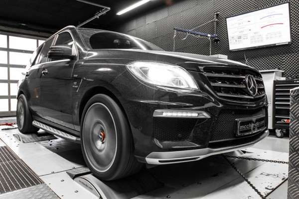 Mcchip Mercedes ML63 AMG-0