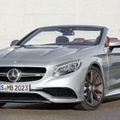 Mercedes AMG S63 Edition 130 0 175x175 at Official: Mercedes AMG S63 Cabriolet Edition 130