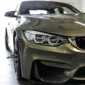 Messing Metallic BMW M3-3