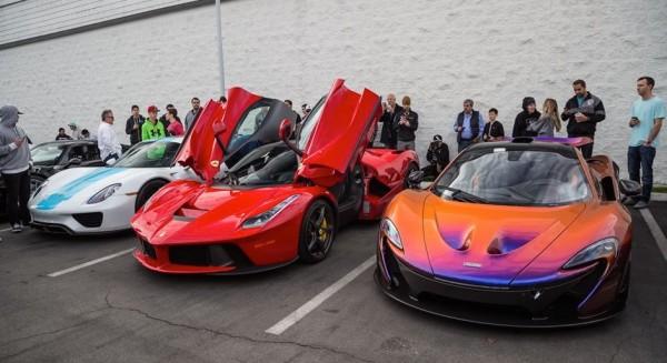 Newport Beach Supercar Show-0