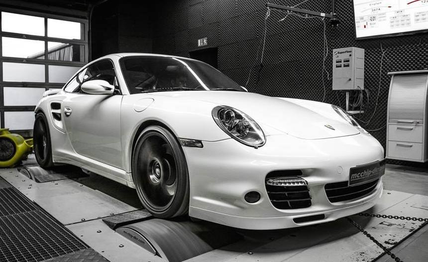 tuningcars porsche 997 turbo by mcchip dkr. Black Bedroom Furniture Sets. Home Design Ideas